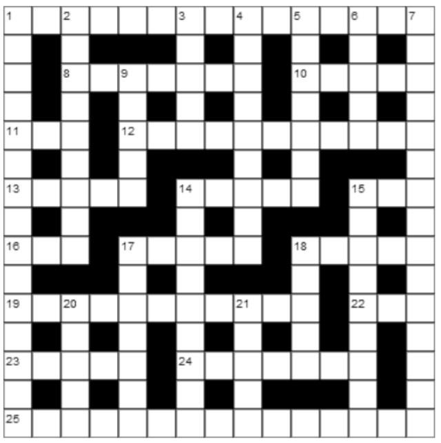 crossswords māyān hieroglyphs