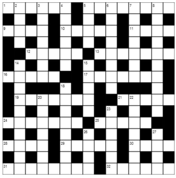cryptic crossword | CrossSwords